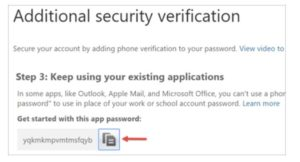 Turning On Two-Factor Authentication for Office 365 – NCBarBlog